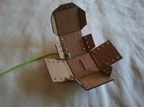 pola membuat lemari dari kardus cara membuat celengan dari kardus bekas kerjinan tangan