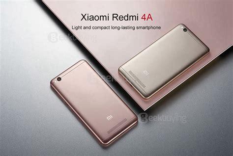 xiaomi redmi 4a 2 16 gb gold package xiaomi redmi 4a 2gb 16gb smartphone gold