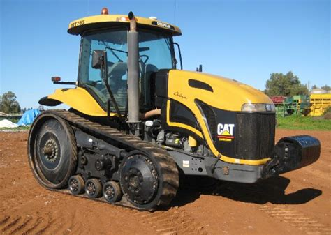 Caterpillar Aa cat mt765 track tractor machinery equipment tractors for