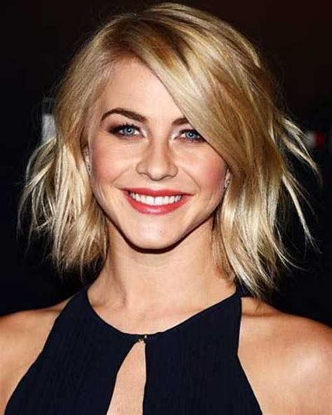 juliannehough curly bob 15 nice layered wavy bob short hairstyles 2017 2018