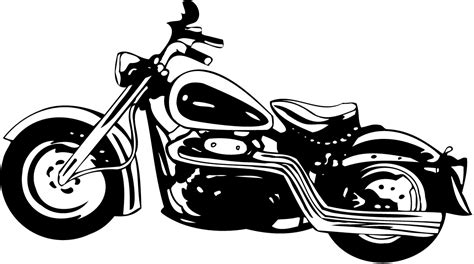 motorcycle clipart free harley davidson clip pictures clipartix