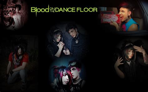 Blood On The Floor Wallpaper by