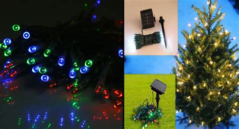 17 79 solar power 60 led garden string fairy lights