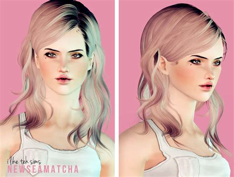 sims 2 hair 2014 my sims 3 blog hair retextures by i like teh sims