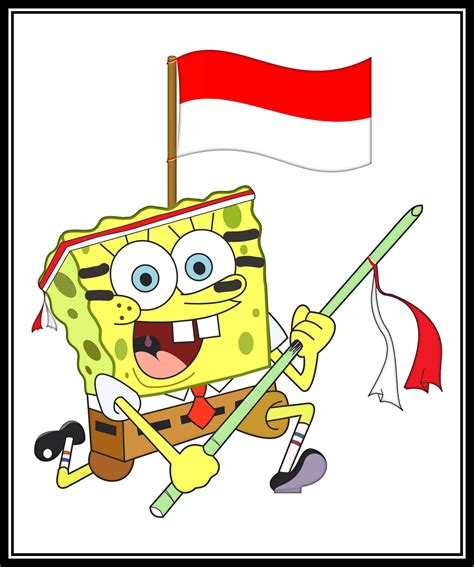 Kartun Spongebob 5 gambar sponge bob