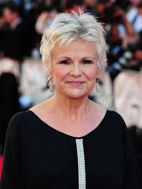 julie walters hairstyle 12 best short hair images on pinterest hair cut grey