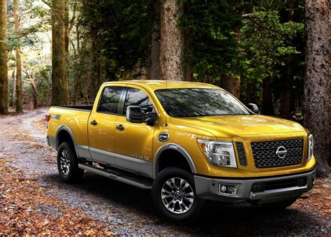 cummins nissan the 2016 nissan titan diesel can tow a massive 12 314