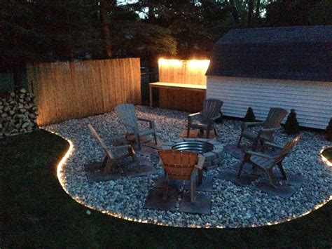 backyard ideas with fire pits backyard fire pit project landscaping siding ideas