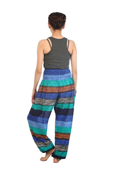 alibaba yoga pants thai women harem pants festival yoga baggy hippie boho