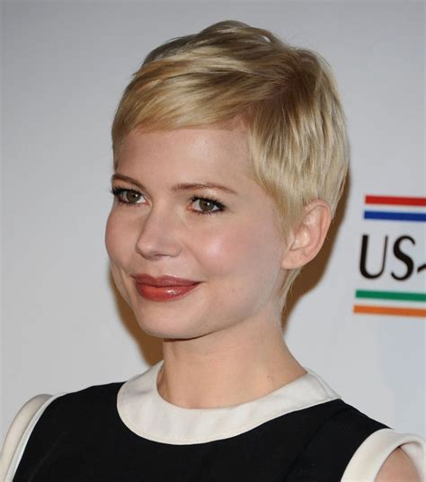 rounded hairstyles popular short pixie haircuts for women 2018