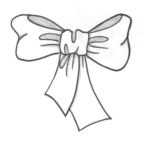 ribbon bow coloring page free coloring pages of bows and ribbons