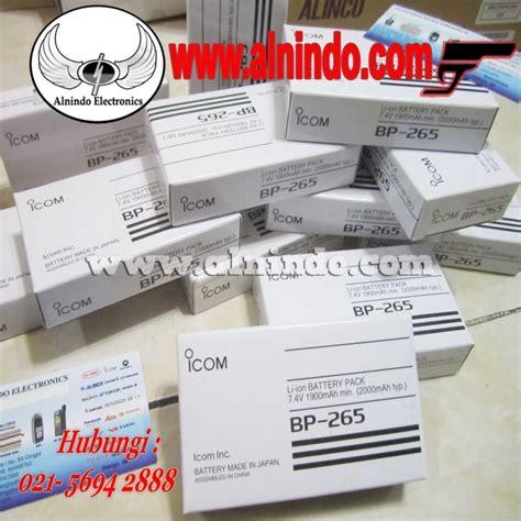 Baterai Ht Icom Ic V8 Baterry Icom Ic V82 Batre Icom V8 Batre Icom V82 battery baterai ht icom bp 265 litium original jual