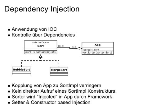 dependency injection constructor or setter jsug inversion of control by florian motlik