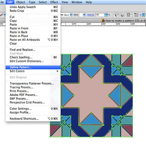 pattern illustrator cs5 free illustrator how to make a pattern that seamlessly repeats