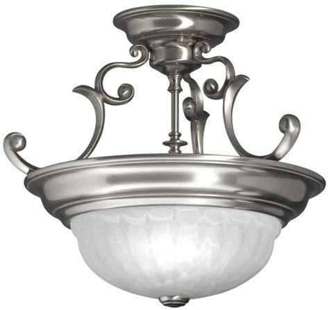 Dolan Designs 524 09 Richland Semi Flush Ceiling Fixture Dolan Light Fixtures