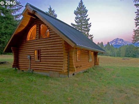 log cabin in oregon beautiful and cozy log cabins montok