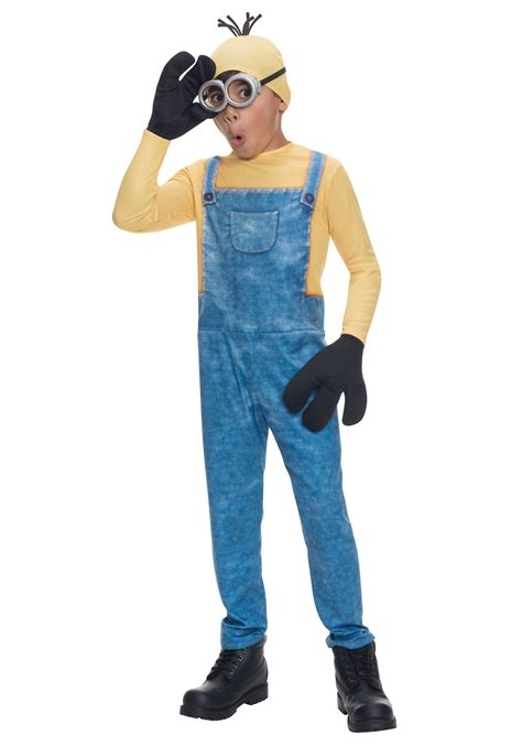 minion costumes child minion kevin costume