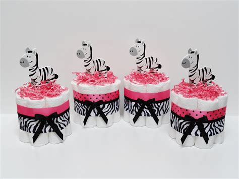 Zebra And Pink Baby Shower by Zebra Baby Shower Decorations Best Baby Decoration