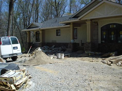 Ranch Basement Floor Plans Ranch Style Home Additions Garage Addition Home Front