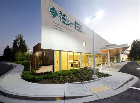 Seattle Proton Therapy by Seattle Cancer Care Alliance Seattle Cancer Care