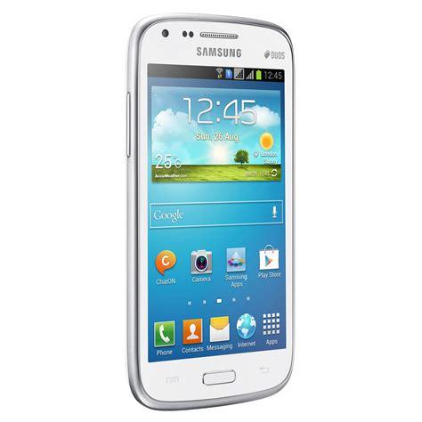 wallpaper for galaxy core i8262 samsung galaxy core gt i8262 blanc mobile smartphone