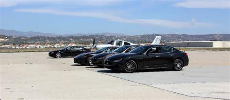 Maserati Pasadena by Maserati Pasadena Holds A Ride Drive Event Rusnak Events