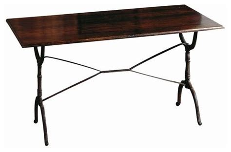 caign wrought iron table traditional dining tables