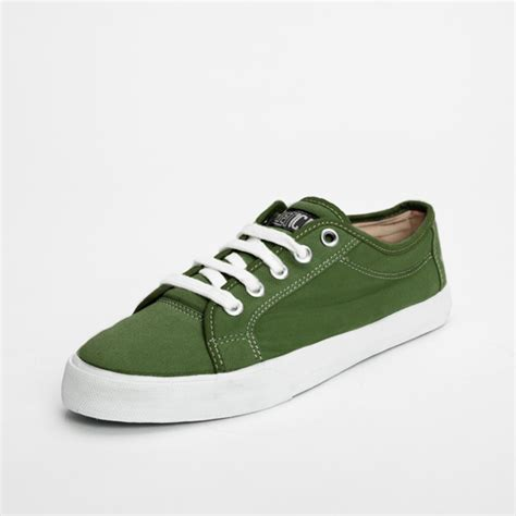forest green sneakers ethletic fairtrade skater shoes forest green zootri