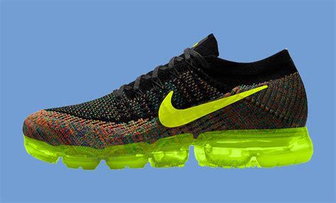 Nike Air Vapormax Be True Running Premium yellow mens nike air vapormax shoes