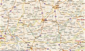 us map kentucky kentucky map