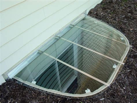 custom basement window well covers avoca houses for