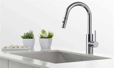 diy kitchen faucet kraus mateo diy kitchen faucets groupon goods