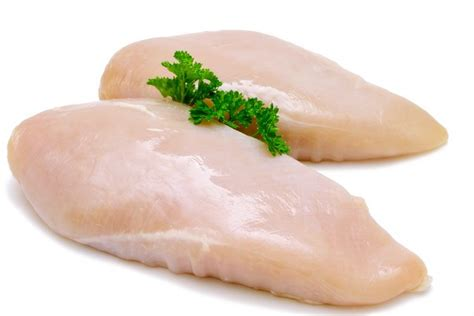 boneless skinless chicken breast calories