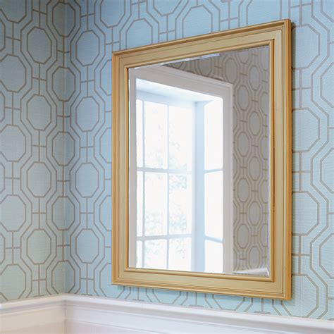 picture frame bathroom mirror how to make a diy mirror frame with moulding