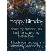 Image Result For Happy Birthday To My Husband Greeting