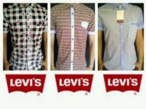 Harga Kemeja Levis Lengan Panjang biebie shop on line kemeja levi s lengan pendek