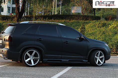 Kia Sorento Wheels Kia Sorento Milan M135 Gallery Mht Wheels Inc