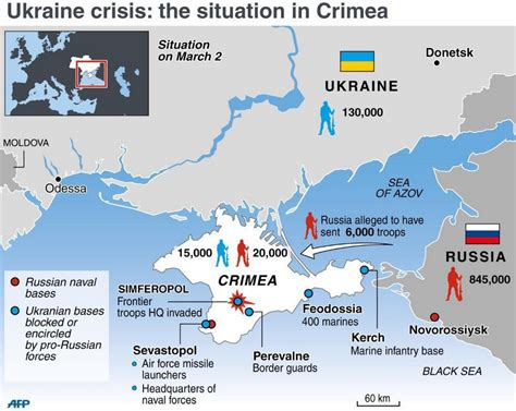 maps russia crimea us official claims 6 000 russian troops in complete
