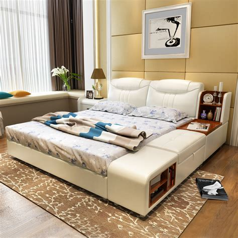 bed frames prices compare prices on leather bed frames shopping buy