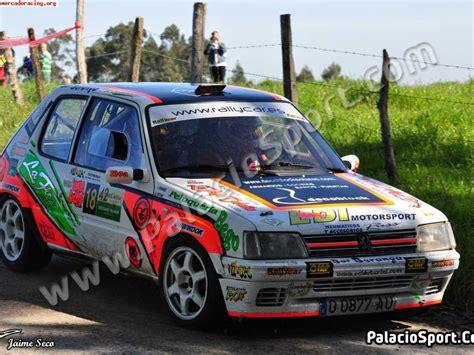 grã n peugeot 205 rallye gr a venta de coches de competici 243 n