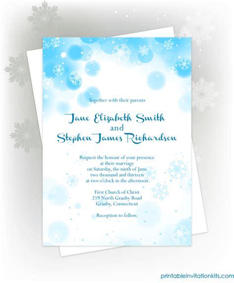 free winter party invitations templates free printable invitations