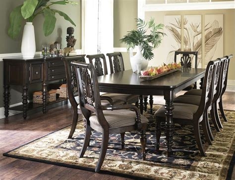 Ashley Furniture Dining Tables Antique Key Town Drl