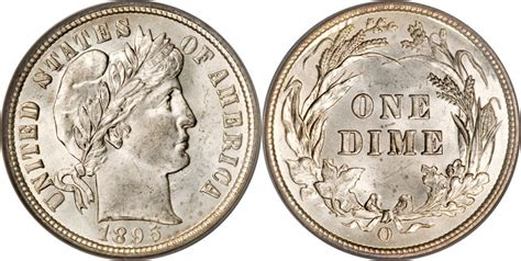barber dime value 1892 1916 coin values