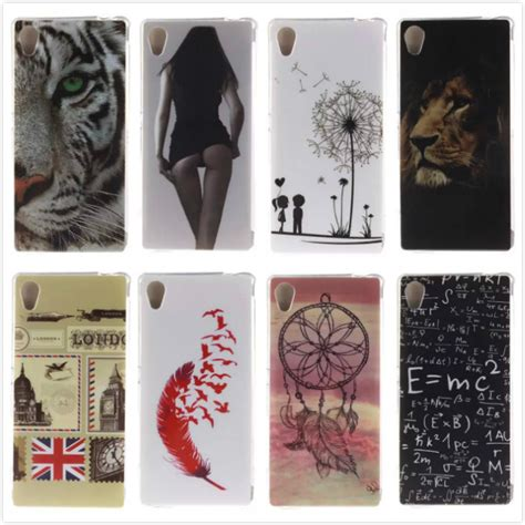 Xperia C Glossy Soft buy m4 owl tiger printing soft silicone tpu back