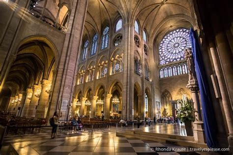 Notre Dame Cathedral Interior by Beautiful Inside View Of Notre Dame De