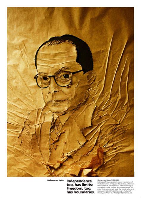 Buku Mohammad Hatta Mendayung Antara Dua Karang dirgahayu hut kemerdekaan republik indonesia ke 68 1945