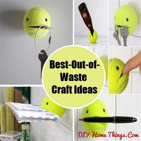 7 Craft Ideas For by 10 Creative Best Out Of Waste Craft Ideas For