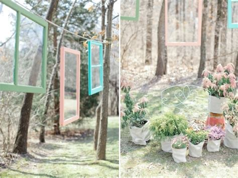vintage backyard wedding ideas vintage backyard wedding
