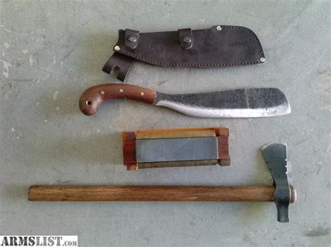 parang machete for sale armslist for sale tomahawk parang machete and