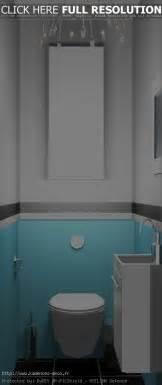 Idee Deco Toilette En Gris